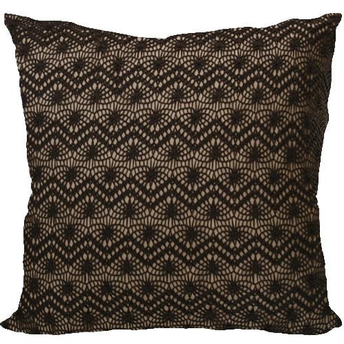 [Oi] 따뜻한 느낌의 니트 쿠션 브라운 니트B (knit B)