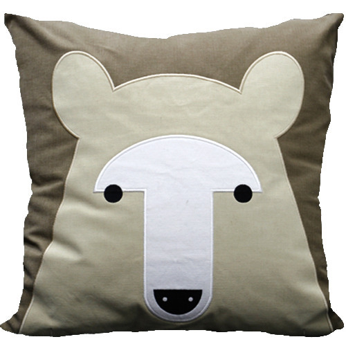 [Oi] 큼직한 북극곰 쿠션 디오소피 (D oso P)